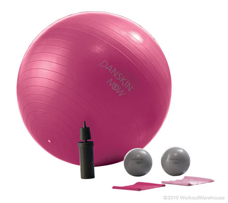 Workout Warehouse Gold's Gym Pilates Fitness Kit Yoga