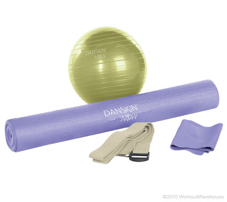 Workout Warehouse Gold's Gym Yoga Fitness Kit Yoga