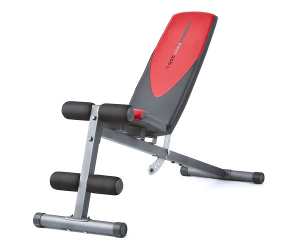 Workout Warehouse Strength Training Weider Pro 225 L Bench