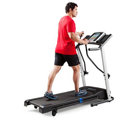 Workout Warehouse Weslo CrossWalk 5.2t Treadmills