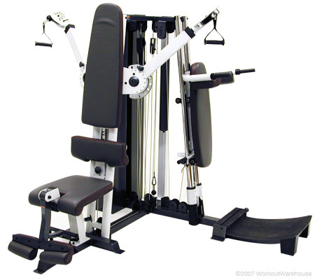 Workout Warehouse Strength Training FreeMotion S83 Power System