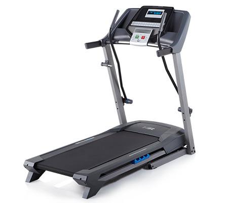 Workout Warehouse Treadmills HealthRider SoftStrider Treadmill