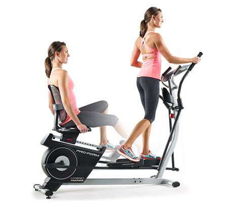 Workout Warehouse Ellipticals ProForm Hybrid Trainer