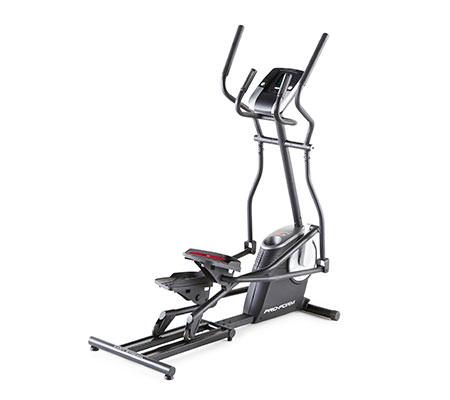 Workout Warehouse Ellipticals ProForm Easy Strider