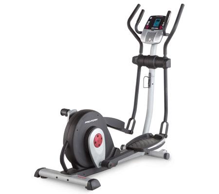 Workout Warehouse Ellipticals ProForm Smart Strider Elliptical