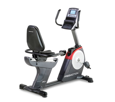 Workout Warehouse Exercise Bikes FreeMotion 310 R Exercise Bike