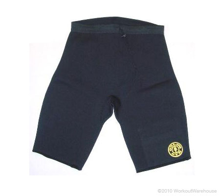 Workout Warehouse Accessories Gold's Gym Neoprene Shorts M/L