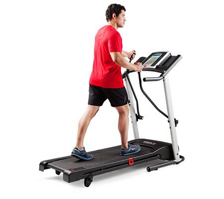 Workout Warehouse Treadmills Weslo Crosswalk G 3.2