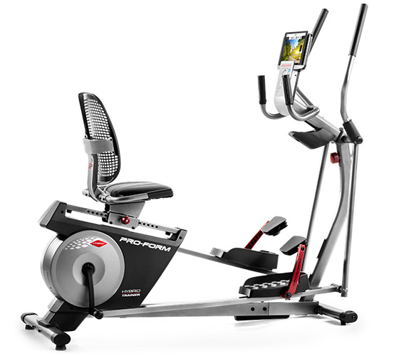 ProForm Hybrid Trainer XT Ellipticals