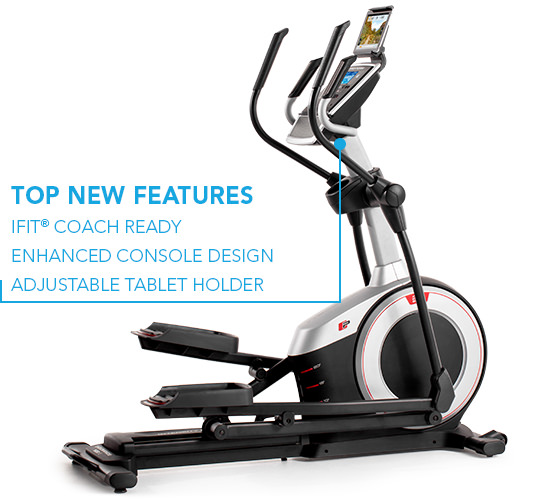 Elliptical Machines: Stream Unlimited Workouts