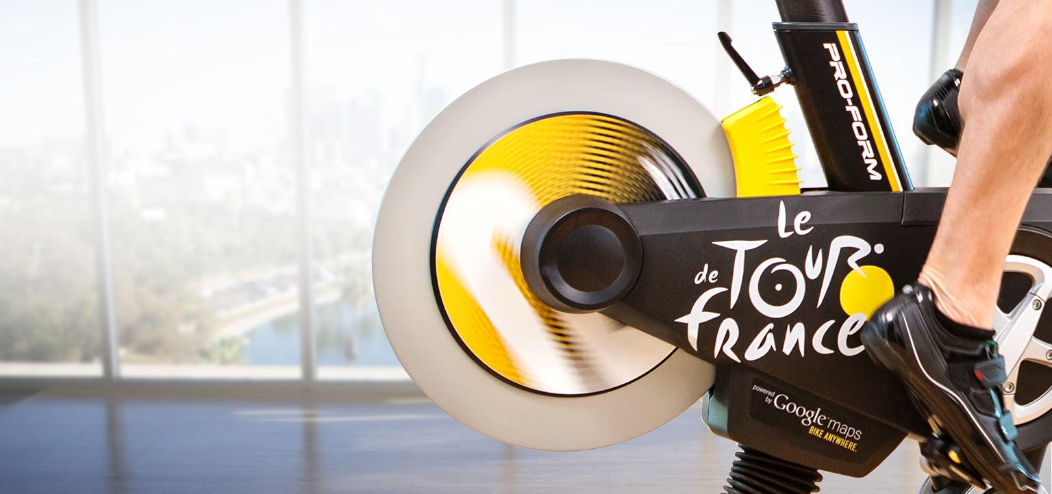 Tour de France Rear Wheel