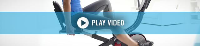 X-Bike Duo Exercise Bike video