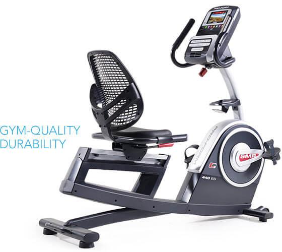 ProForm 740 ES Commercial Exercise Bikes