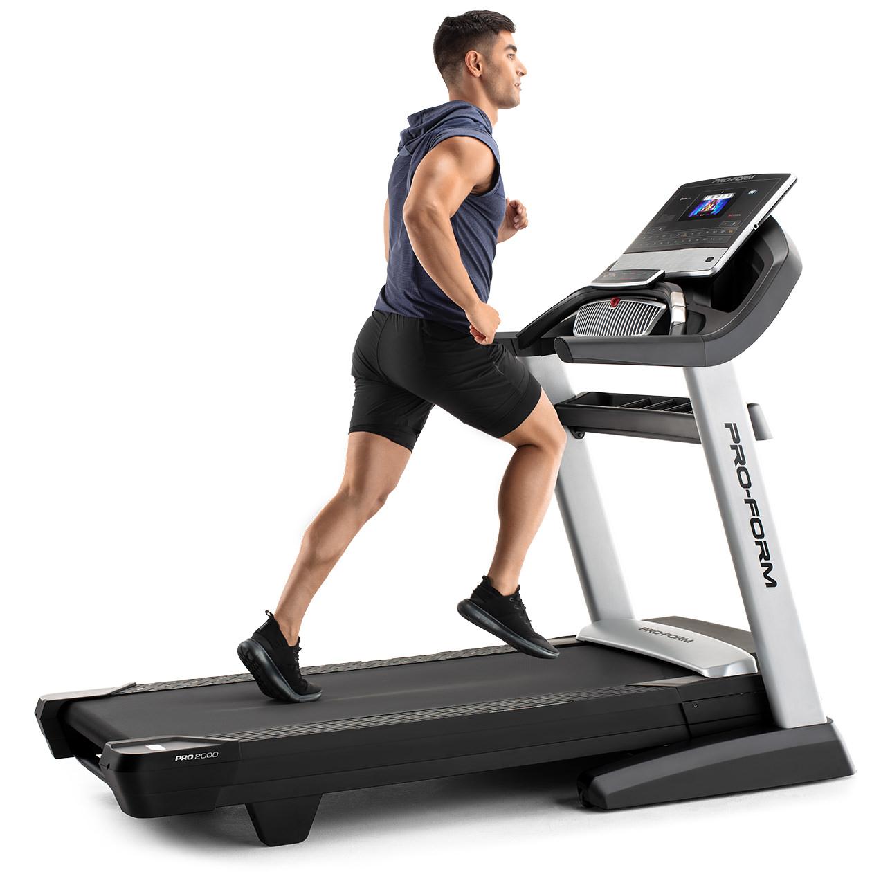 ProForm Treadmills SMART Pro 2000 null