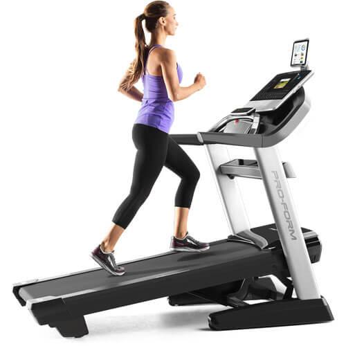 The New ProForm Pro 5000 Treadmill