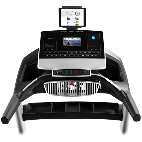 The New ProForm Pro 5000 Treadmill