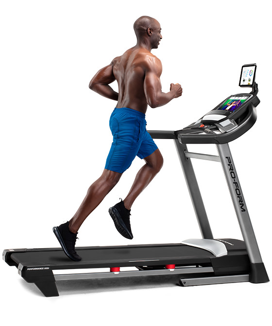 Sale On Performance 400i Folding Treadmill: In-Home & On-Demand Trainers