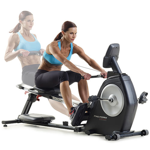 ProForm Cross Training Dual Trainer Bike/Rower  gallery image 5