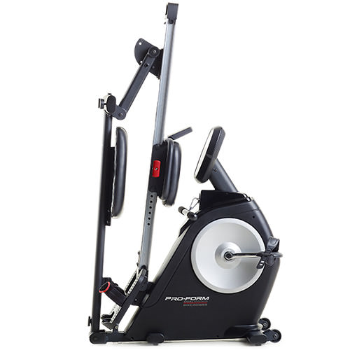 ProForm Cross Training Dual Trainer Bike/Rower  gallery image 6