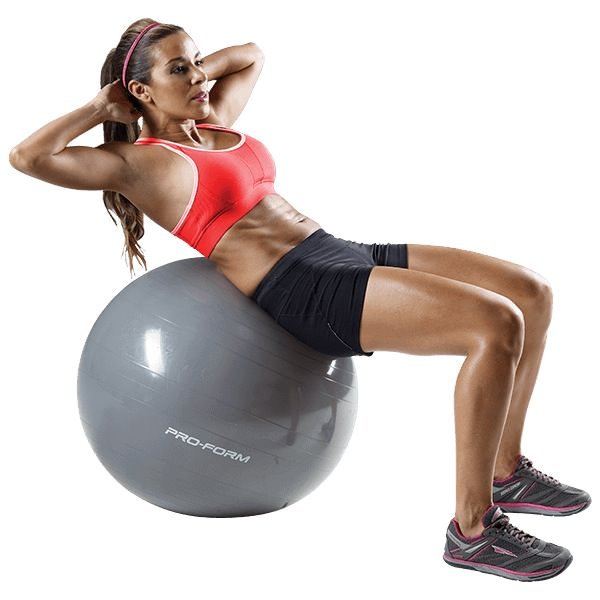 ProForm Accessories 55 Cm. Exercise Ball  gallery image 3