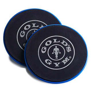 Get Gold's Gym Power Slide Discs Accessories