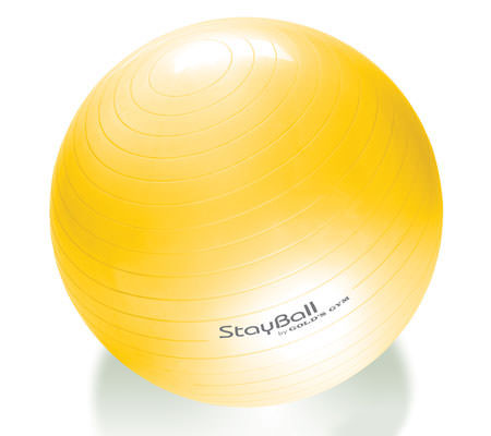Get Gold's Gym Accessories 55 cm Anti-Burst Stay Ball