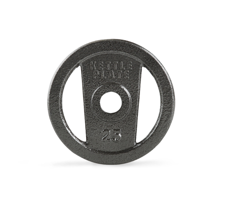 Get Gold's Gym Strength 25 lb. Open Handle Hammertone KettlePlate
