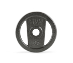 Get Gold's Gym 25 lb. Open Handle Hammertone KettlePlate Strength