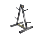 Get Gold's Gym Weight Plate and Barbell Storage Rack Accessories