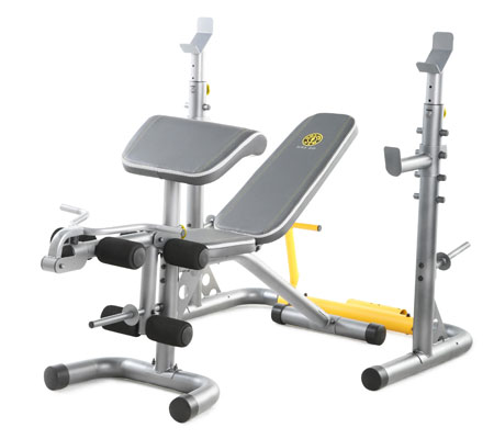Get Gold's Gym Strength XRS 20