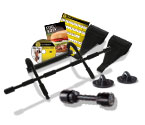 Get Gold's Gym 7-in-1 Body Building System Accessories