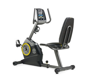 Get Gold's Gym Sold Out Cycle Trainer 390 R Exercise Bike