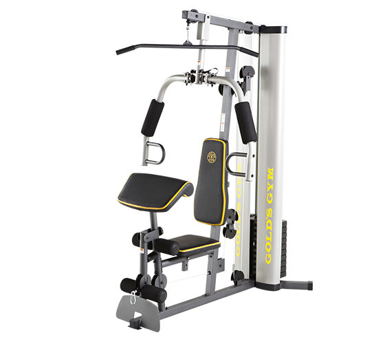 Get Gold's Gym Strength XRS 55 System