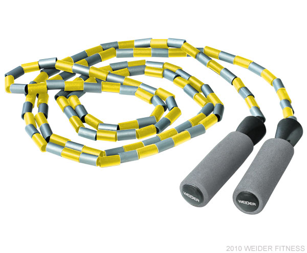 Weider Fitness Accessories Beaded Jump Rope