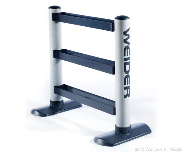 Weider Fitness Accessories Universal Dumbbell Rack