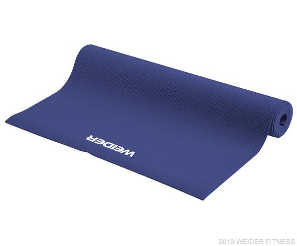 Weider Fitness Accessories Yoga Mat (Blue)