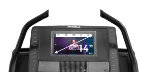 X14i Treadmills console
