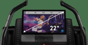 Incline Trainer X22i TAPIS DE COURSE console