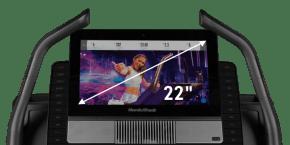 Commercial X22i TAPIS DE COURSE console