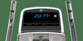 GX 2.7 U EXERCISE BIKES console