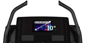 Commercial X11i TAPIS DE COURSE console