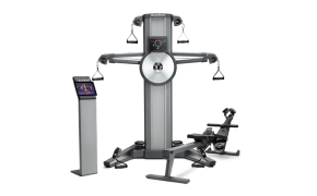 Fusion CST + Rower CROSSTRAINING console