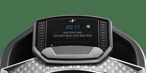 T 7.0 TAPIS DE COURSE console