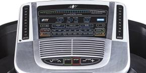 C 700 TREADMILLS console