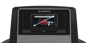 T 7.5 S console with feature