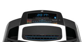 S 25 TREADMILLS console