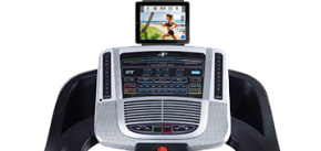 C 700 console with feature
