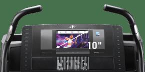X11i TREADMILLS console