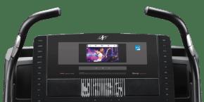X9i TREADMILLS console