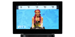 Commercial S22i Studio Cycle HEIMTRAINER console